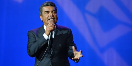 George Lopez Performs At Hard Rock Live
